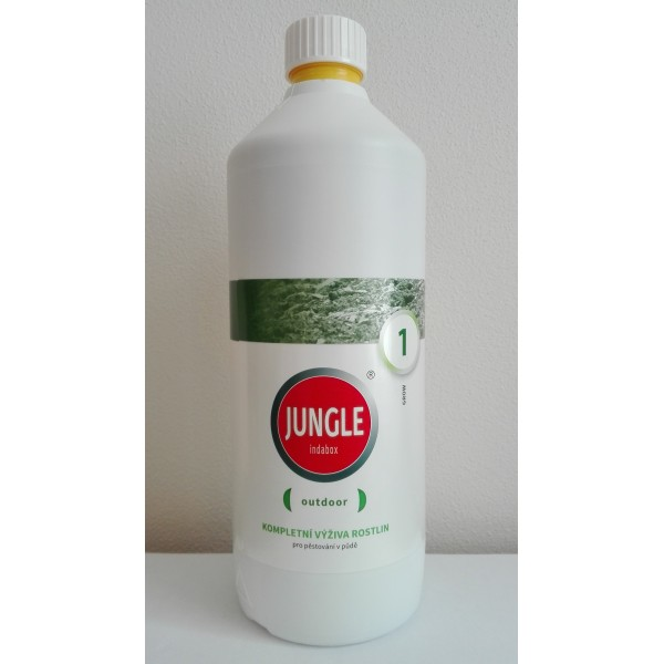 JUNGLE INDABOX OUTDOOR - 2 1L