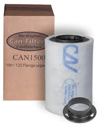 Can-Lite filter 60cm 425m3 flange 150mm