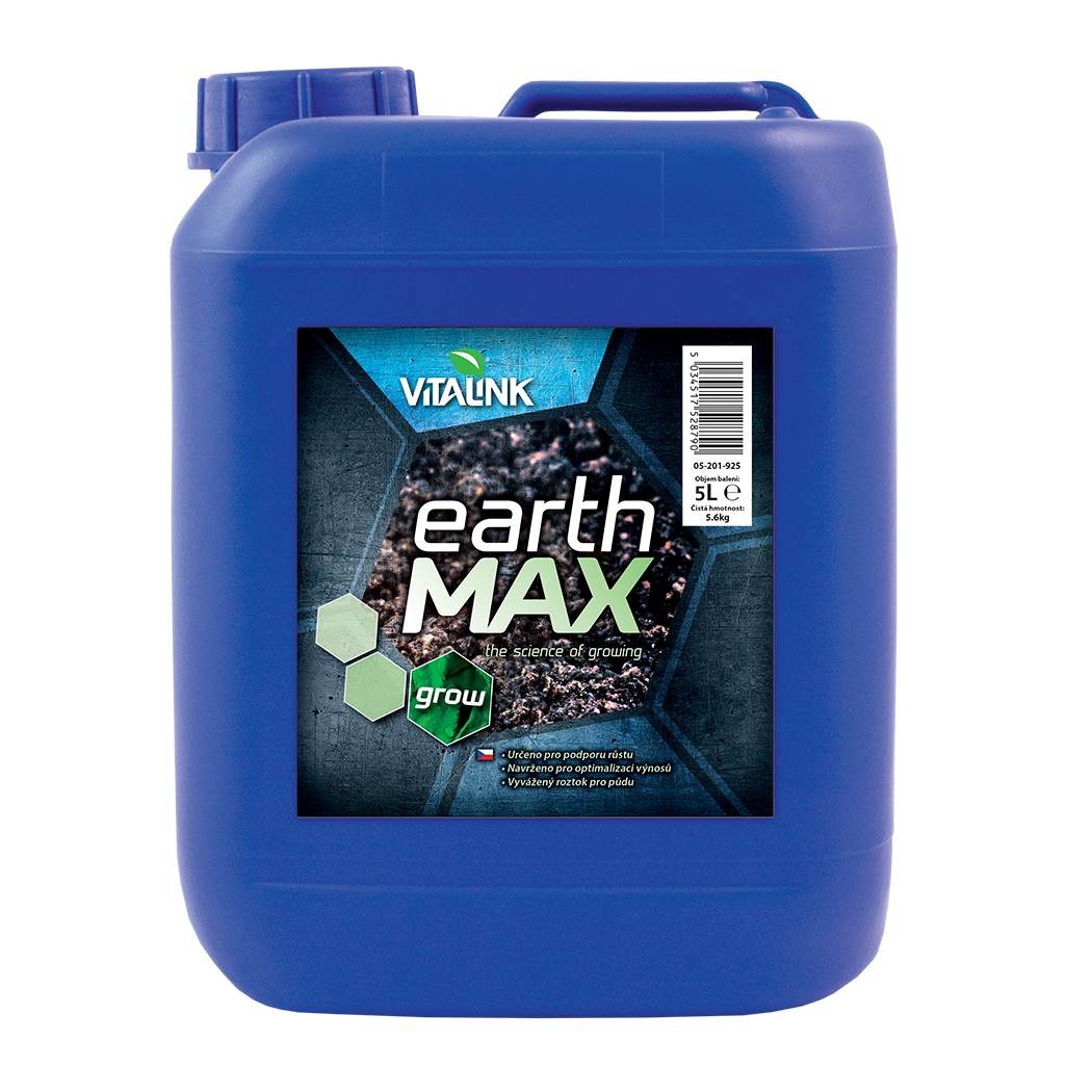 VitaLink Earth MAX Grow 10L