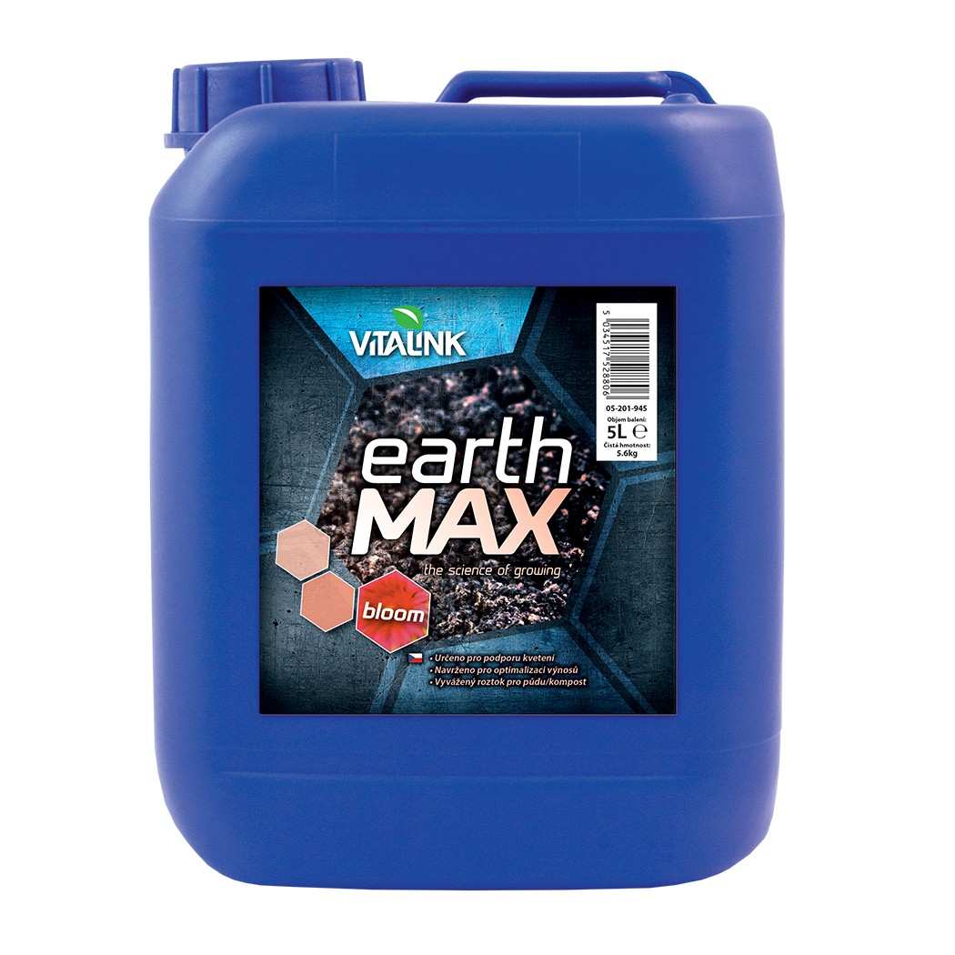VitaLink Earth MAX Bloom 5L