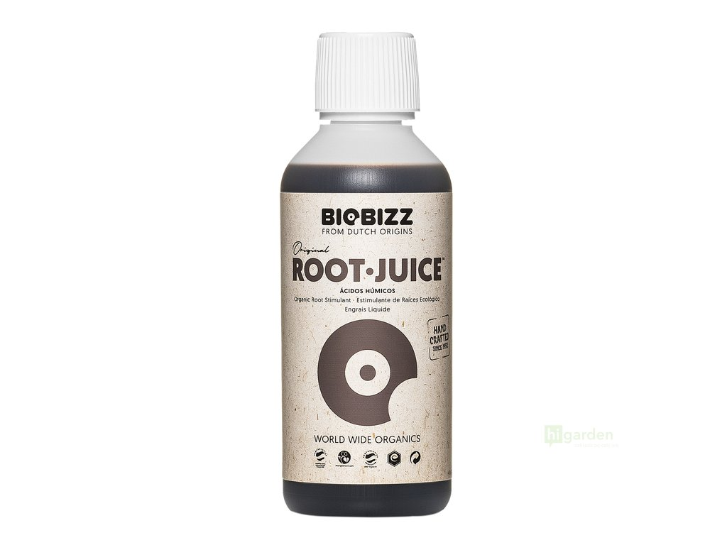 Biobizz Rootjuice 250ml